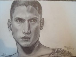 Wentworth Miller again by fightthesky