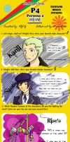 Persona meme? OH YES IT IS by KingdomBlade