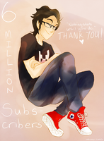 6 million subscribers by unifiedheroes