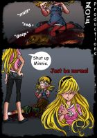 MiniMonster pg.1 by ZOE-Productions