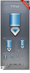 Icon PSPad by ncrow