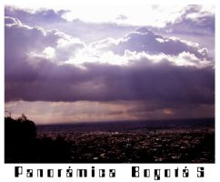 Panoramica en Bogota by tomegatherion