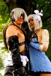 Nier and Kaine by FantasticTwo