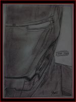 Iron Man Drawing by yaphi1