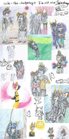 Homestuck Sketchdump by ashe-the-hedgehog