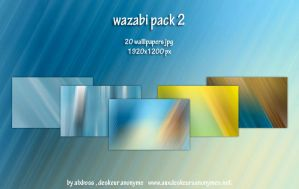 Wazabi pack2 by alxboss