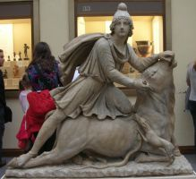 Mithras not Bacchus by photodash
