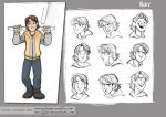 Roy Character Sheet (old) by Renny08