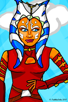 NEW Ahsoka Tano by Chrisily