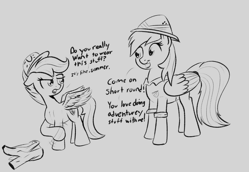 Dash being super lame by fiftyfivefives