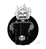 Ghost Rider by jornas