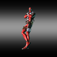 Deadpol: Classic DeadPool by iK1L73r