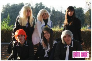 Fruits Basket Cosplay by Tanpopo89