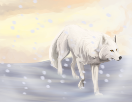 Snow's Blessing by whistlebliss