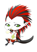Chibi: Ivaroth by analmouse
