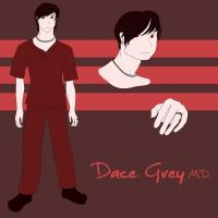 Dace Grey, M. D. by VicariousRed