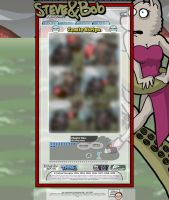 New Layout Comic Tab by MHG5
