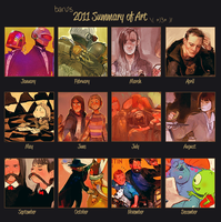 2011 Summary of Art by Barukurii