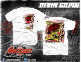 Devin Gilpin '14 by RevvdUpIndustries