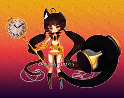 Time Lord Auction  (CLOSED) by Kariosa-Adopts