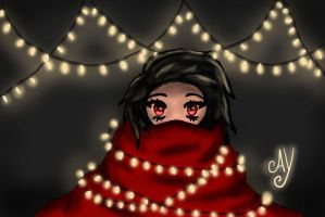 Wrapped In Lights by AvictoriaY
