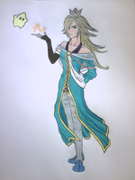 Rosalina KH-ified XD by Larsa-RaquelLOVE29
