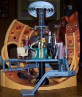 CO TARDIS Playset by MisterBill82