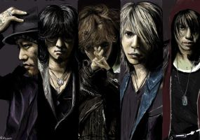 Dir en grey by Lika-san