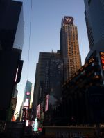 Time Square by Mike-The-Winner