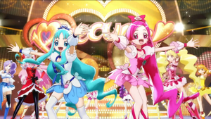 Pretty Cure All Stars XD2 20 by candycanecroft