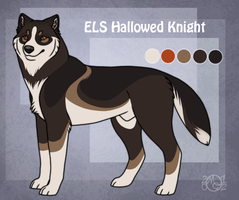 ELS Hallowed Knight by EverlastingStables