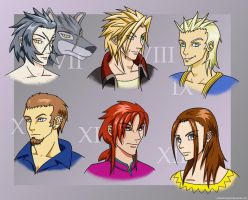 KH: Before the Organization by PhoenixTrooper