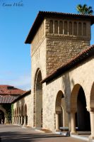 A Typical Stanford Day by kaminskygirl