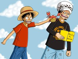 You get on my nerves, Strawhat-ya. by TolkienOP