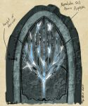 Chamber Door by fouetfou