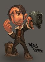 Chibi :: Mafioso by Red-J