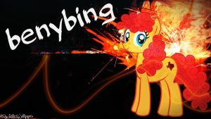 The Benybing By Mylittlewallpapers by benybing