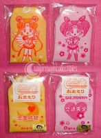 Sailor Moon World Good Luck Charms by onsenmochi