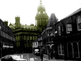 The Town Hall from the Street by lucy1991