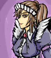 maid 08-07-2014 by Endless-warr