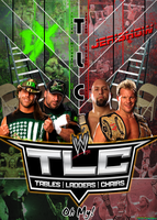 WWE TLC PPV Poster by xwadigg