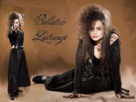 Wallpaper Bellatrix by Mystique019