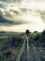Dark road 3 by FrantisekSpurny