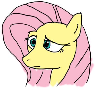 Fluttershy is confluttered v2.1.123323123121 by CenturionKortin