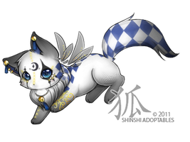dream-whizper : Arain by ShinshiAdoptables
