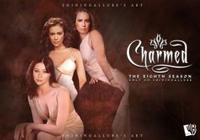 Charmed Poster - Season 8 by ShiningAllure