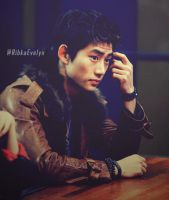 handsome taecyeon :3 by RibkaEvelyn