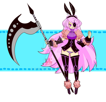 OTA - Candy Witch [CLOSED] by LL-adopts