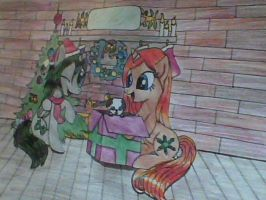 Merry Christmas by Tinkerbell0522