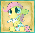 MLP Babies - Fluttershy by gamemaster19863